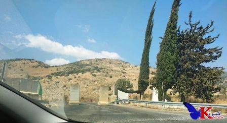 قرية الغجر اقفال